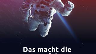 Körper Auswirkung Raumfahrt