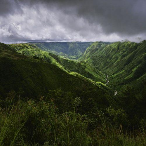 Regenreichste Ort der Welt