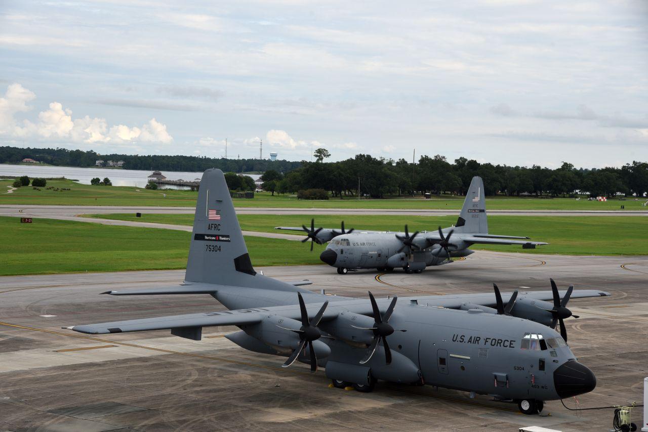 Flugzeug C-130J Super Hercules