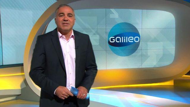 Donnerstag: Galileo-Braincrash: Wer meistert den Parcours?