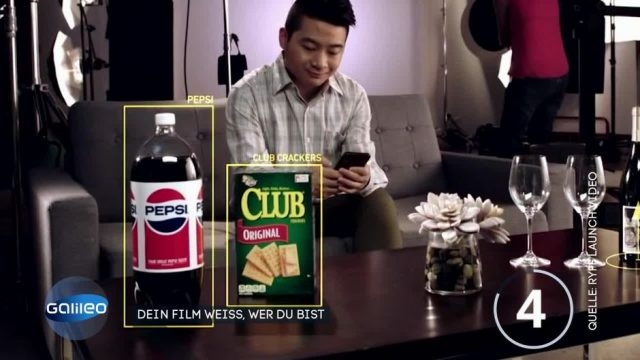 Gibt es bals zuschauerspezifische Werbung in Filmen und Serien?