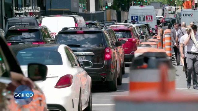 Nie mehr Stau: die cleversten Methoden gegen das Verkehrschaos