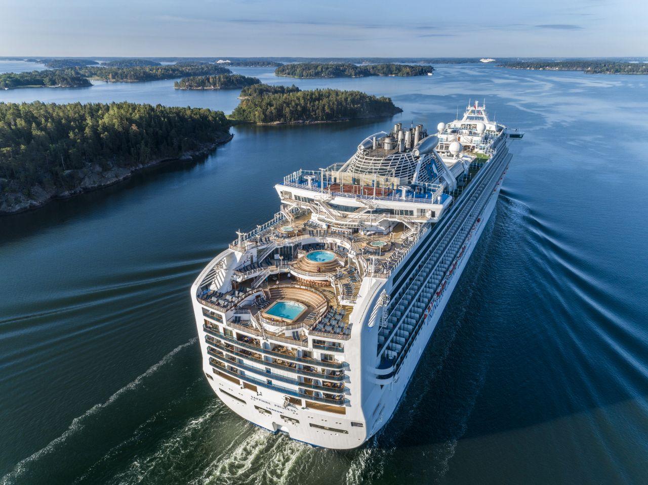 Der neue Kurs der Kreuzfahrtschiffe: Vollgas Richtung Öko