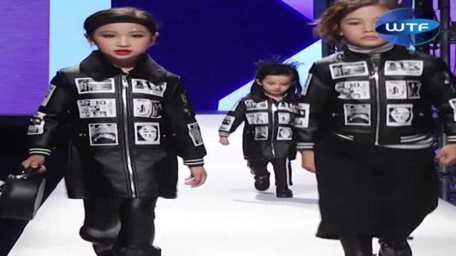 Chinas Next Kindermodel - 10s