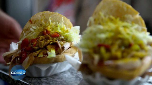 Döner-Currywurst: Der neue Fast Food-Trend?
