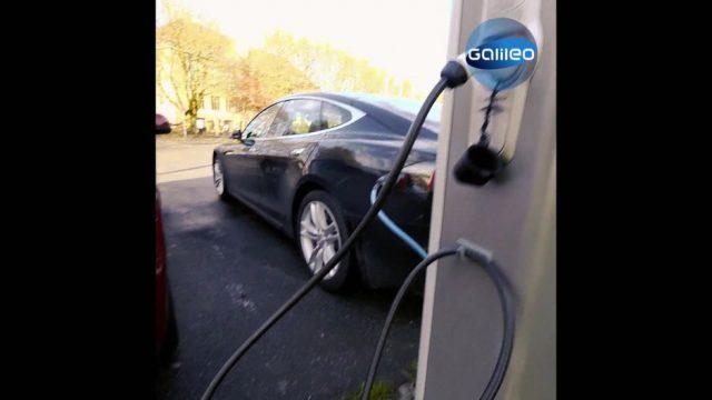 Elektroautos in Norwegen
