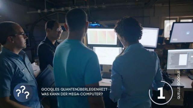 Googles Quantenüberlegenheit: Was kann der Mega-Computer?