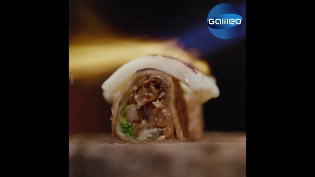 Invasives Sushi - eine besondere Delikatesse