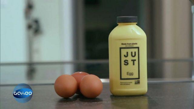 JustEgg- Kann das vegane Ei mit einem richtigen Hühnerei mithalten?