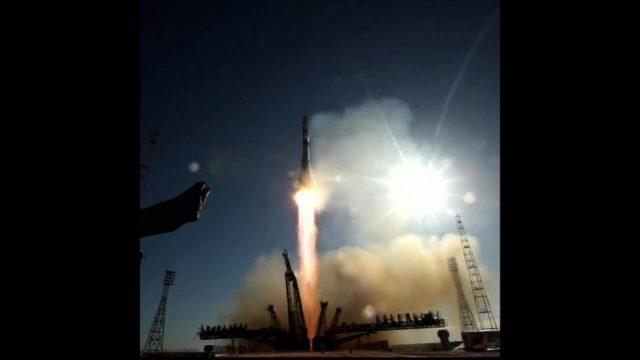 Mond Matze: Unser Mann auf der ISS - 10s