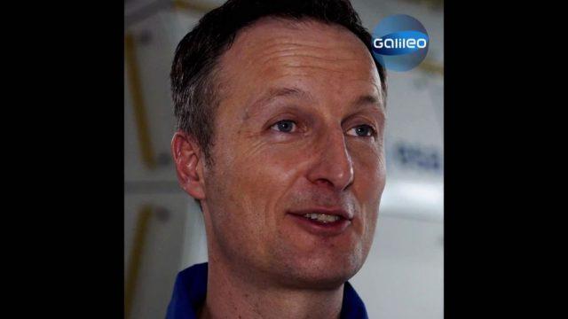 Mond Matze: Unser Mann auf der ISS
