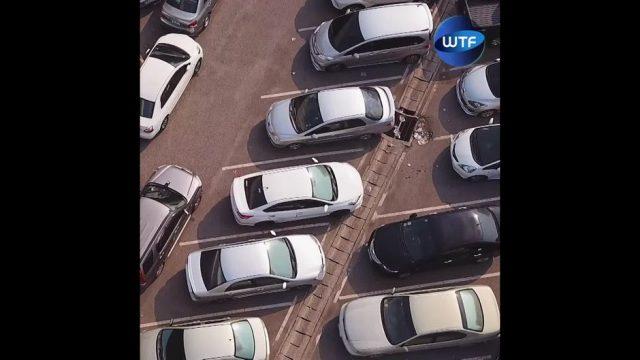Parkplatz-Tetris