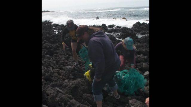 Plastikmüll im Ozean - 10s