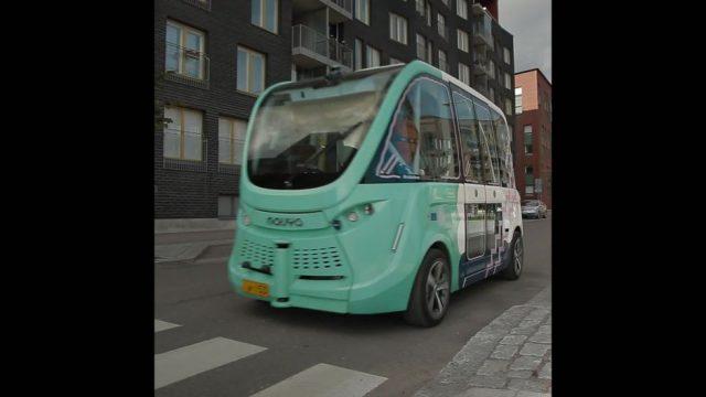 Smart City Helsinki - 10s