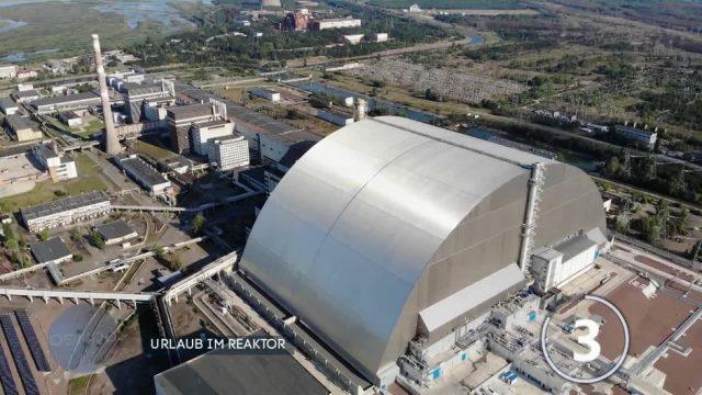 Urlaub im Reaktor von Tschernobyl - wie gefährlich ist das?