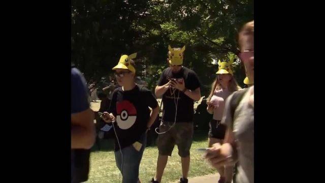 Wer spielt eigentlich noch Pokémon Go? - 10s