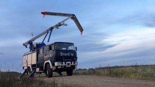 EnerKite Flugwindkraftanlage