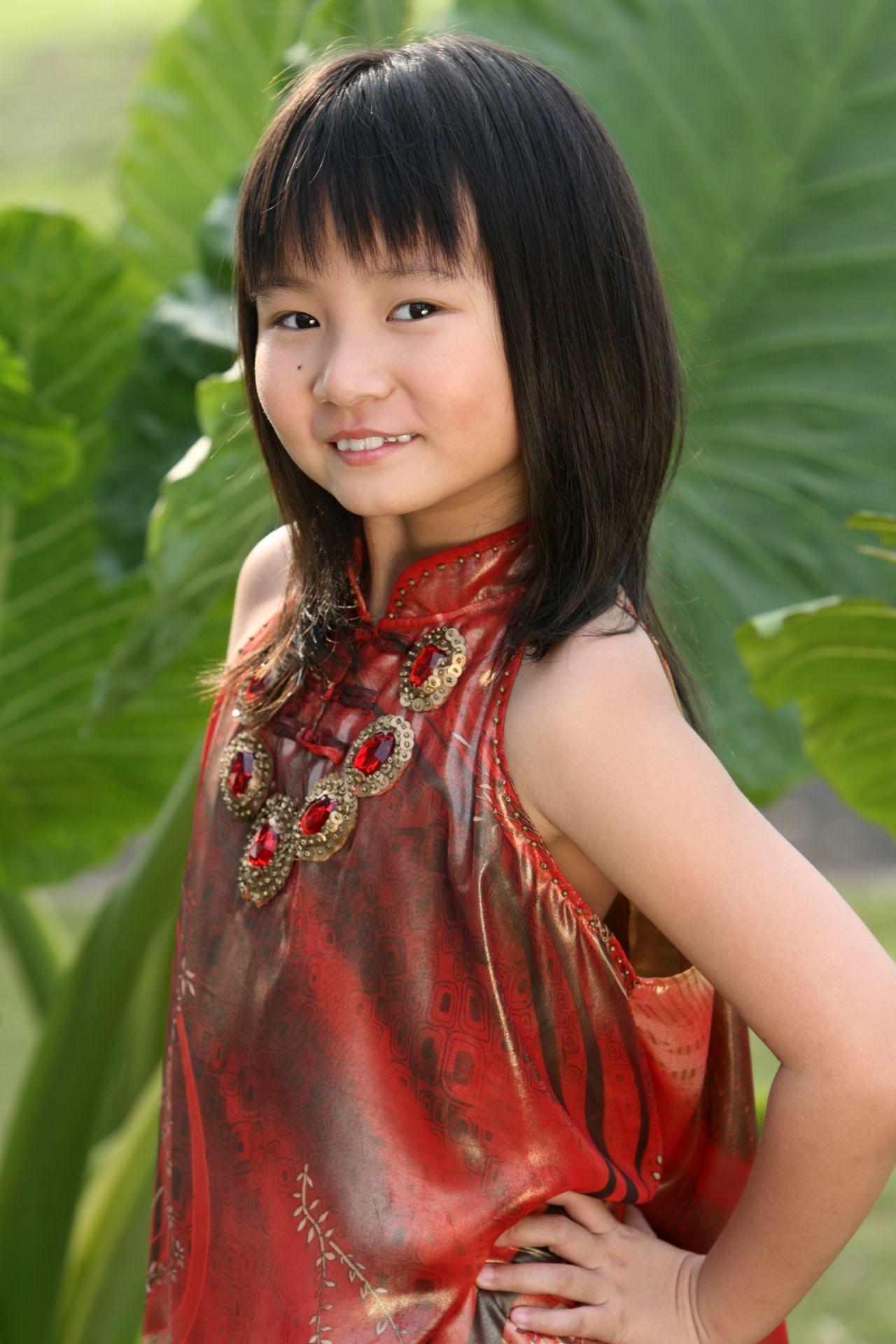 Mit 9 Jahren auf dem Catwalk? Für chinesische Kindermodels voll normal