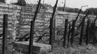 """Der """"Todesstreifen"""": Die Grenzanlage wurde mit einem ausgeklügelten System ausgestattet, das jeden Fluchtversuch unmöglich machen sollte."""