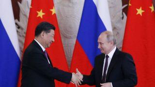 Putin und Chinas Präsidenten Xi Jinping wurde ein 5G-Pilotprojekt in Russland für die Jahre 2019 und 2020 vereinbart.
