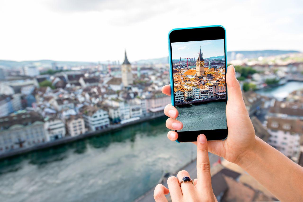 Schweiz: Noch dieses Jahr will der Provider Swisscom 90 Prozent der Bevölkerung mit 5G beliefern.