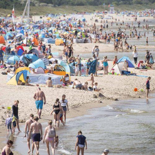 Was würde passieren, wenn ganz Deutschland zur gleichen Zeit Sommerurlaub hätte?