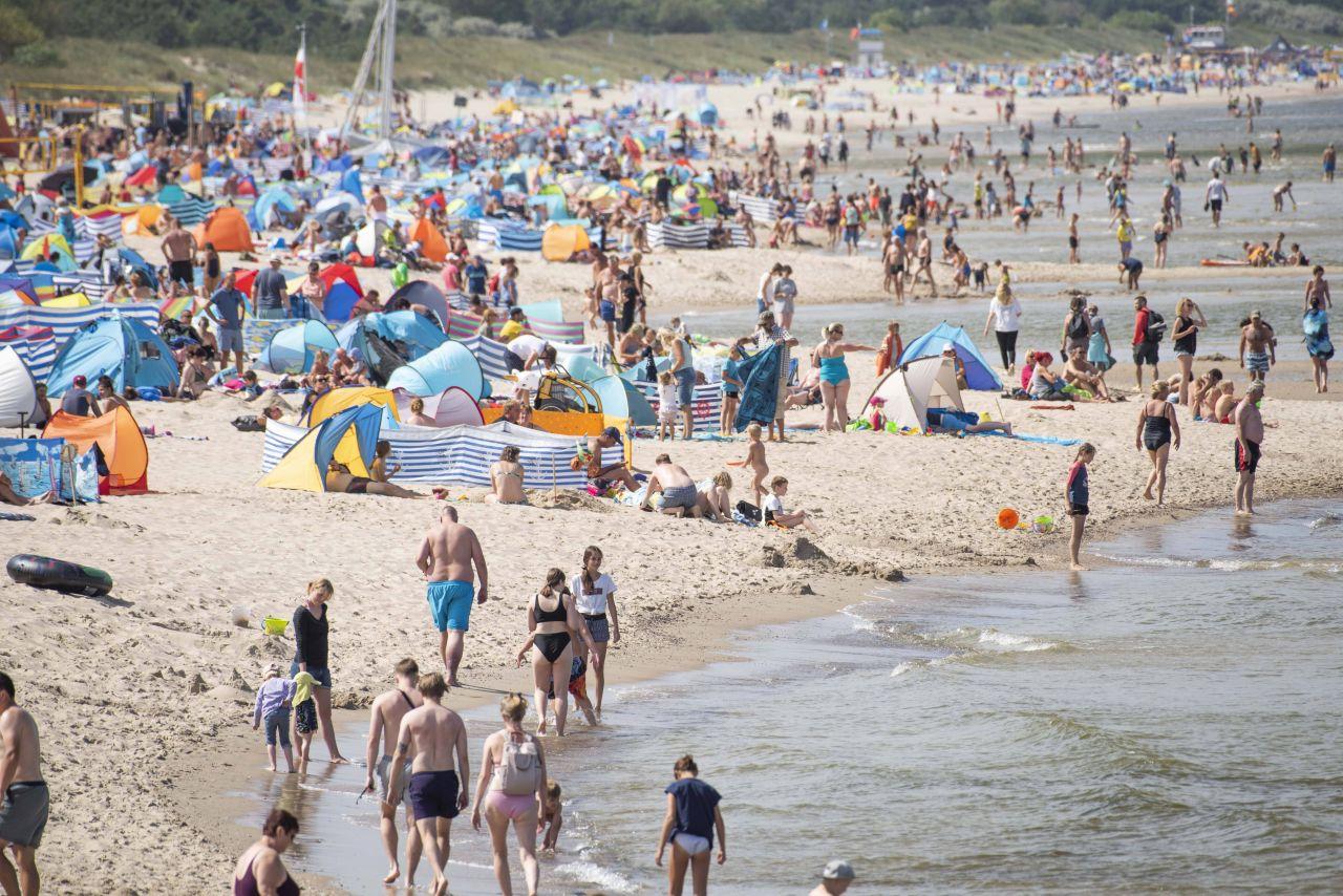 Sommerurlaub in Deutschland an der Nordsee