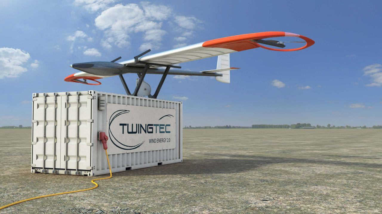 TwingTec Drohne
