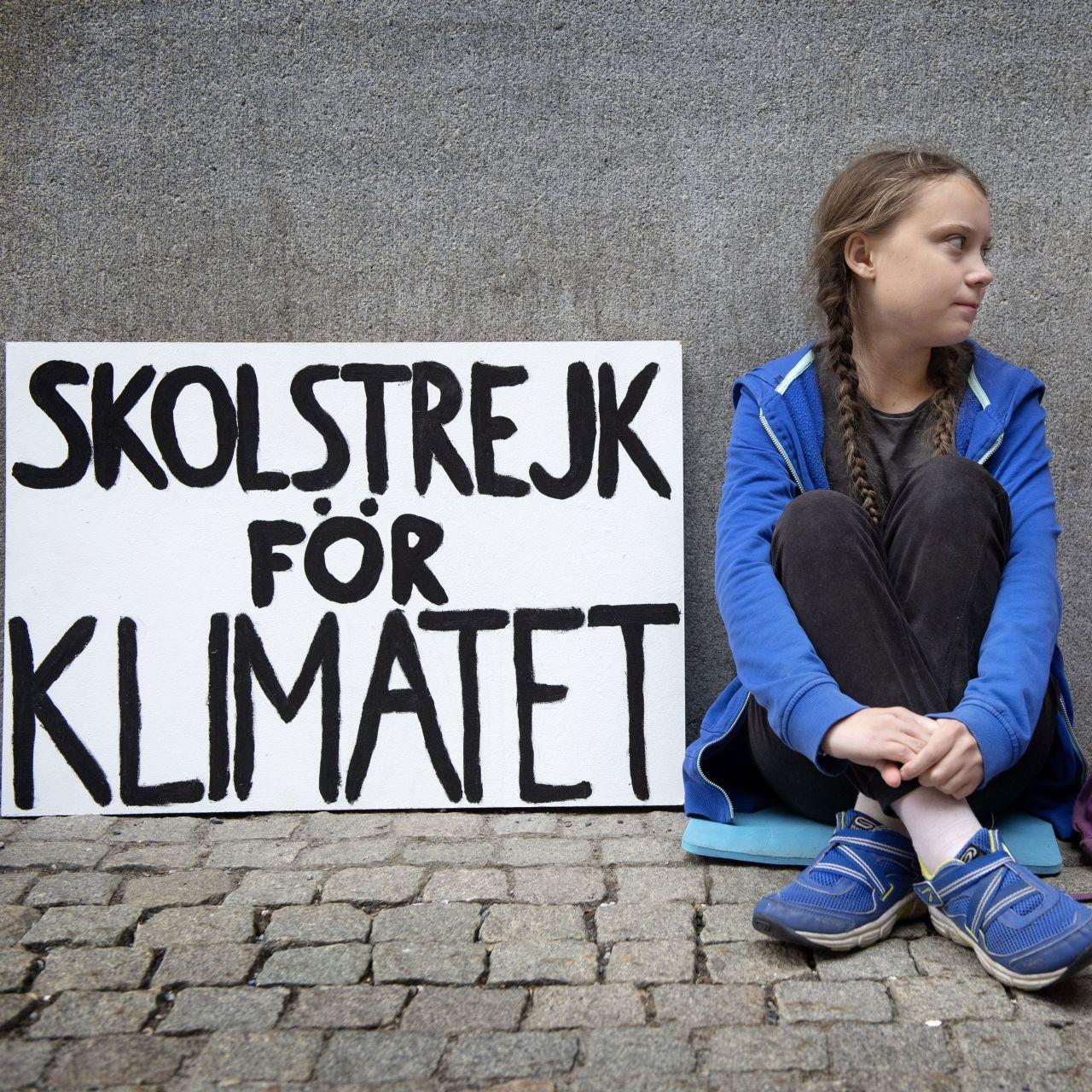 Generation Greta: Wie junge Protestler die Welt verändern