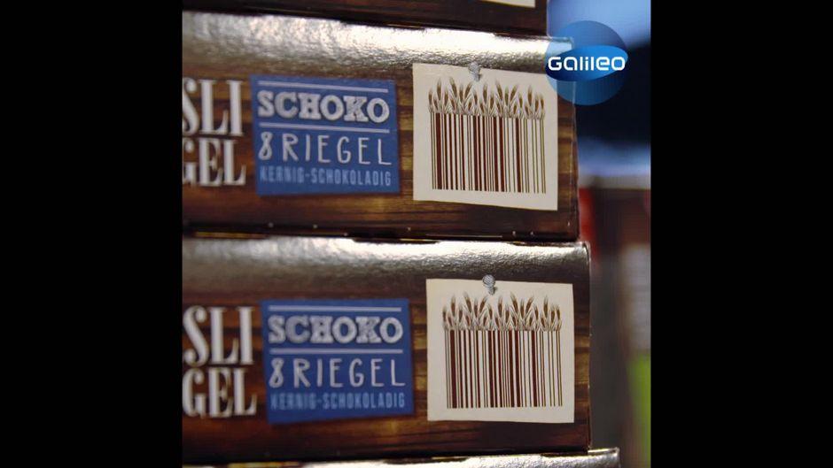 3 Secrets: Barcode