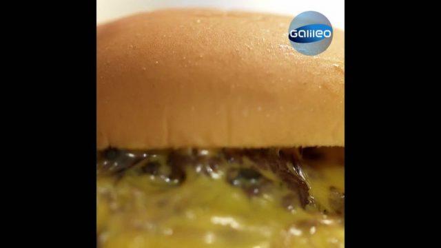 3 Secrets: Burger