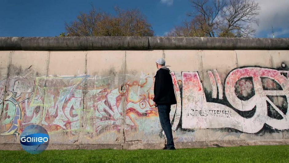 30 Jahre Mauerfall: Das Galileo DDR-Quiz