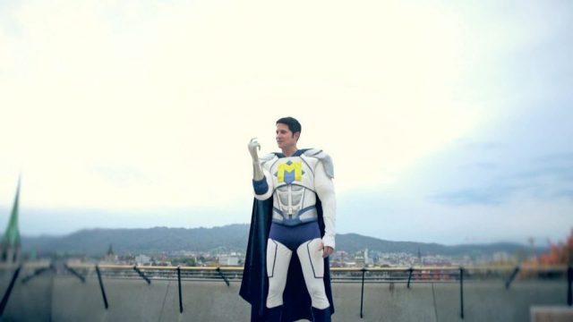 Bionicman: Superheld mit Handicap - 10s