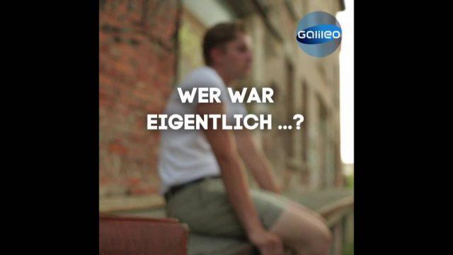 DDR-Quiz: Wer war eigentlich...?