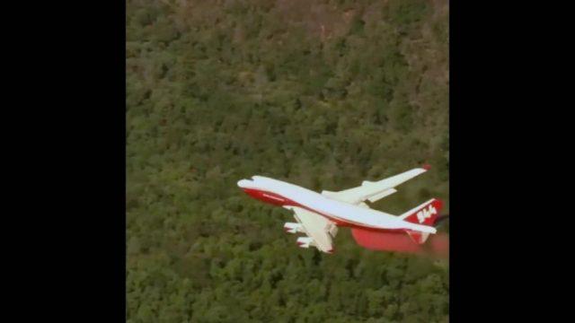 Das größte Löschflugzeug der Welt - 10s
