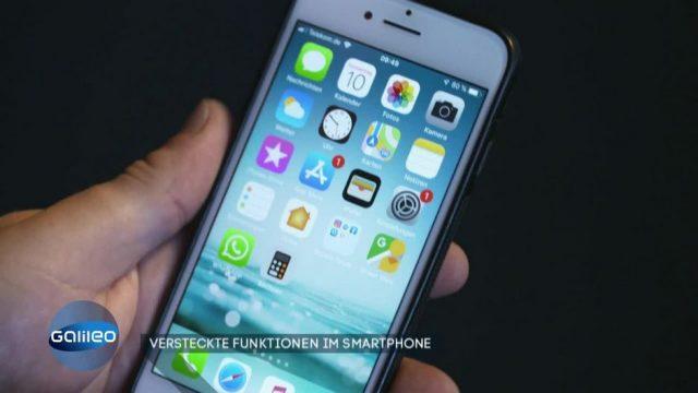 Diese versteckten Funktionen im Smartphone kennt kaum jemand