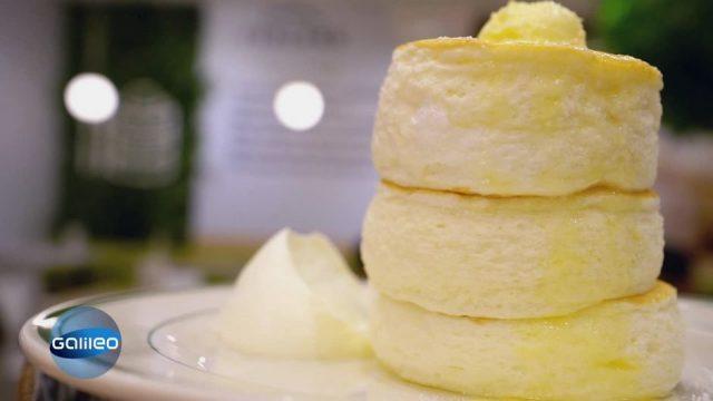 Hype um Soufflé-Pancakes - Wie werden die Pfannkuchen so fluffig?