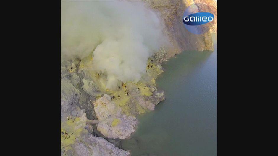 Vulkan-Tourismus: 3 aufregende Hotspots
