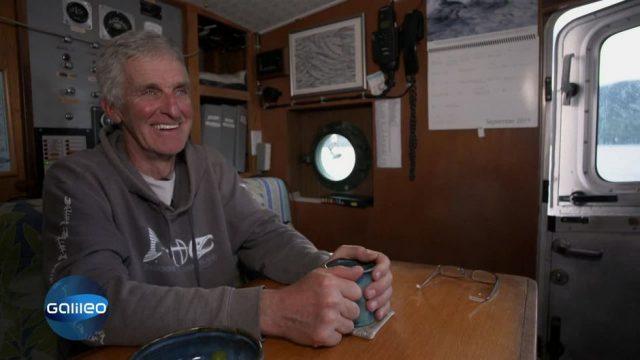 Was steckt hinter dem Beruf des Lachszählers?