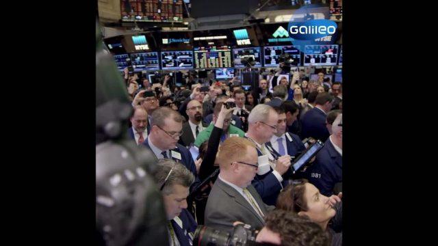 Wie ticken eigentlich Wall-Street-Banker?