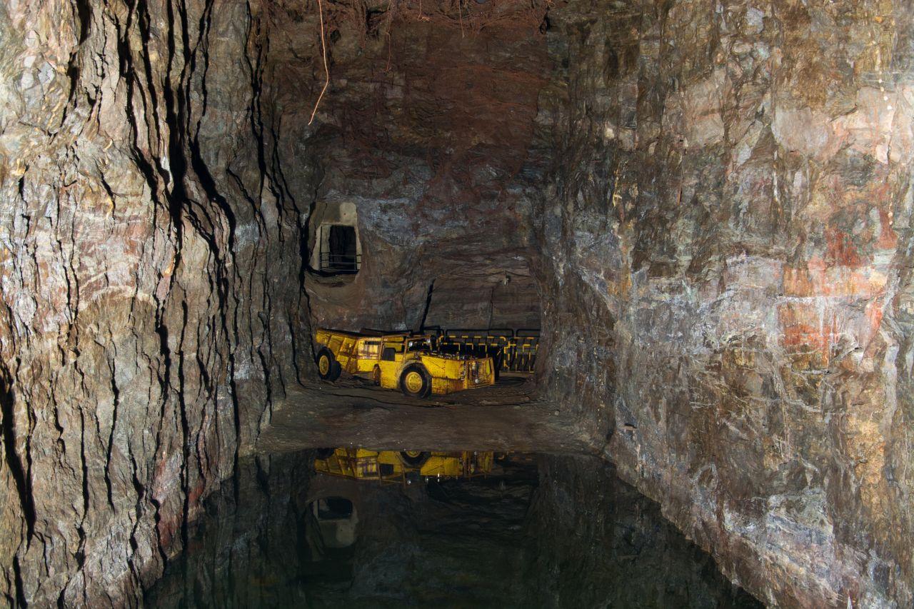 Pöhla Bergwerk