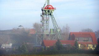 Kupfer Schiefer Bergwerk