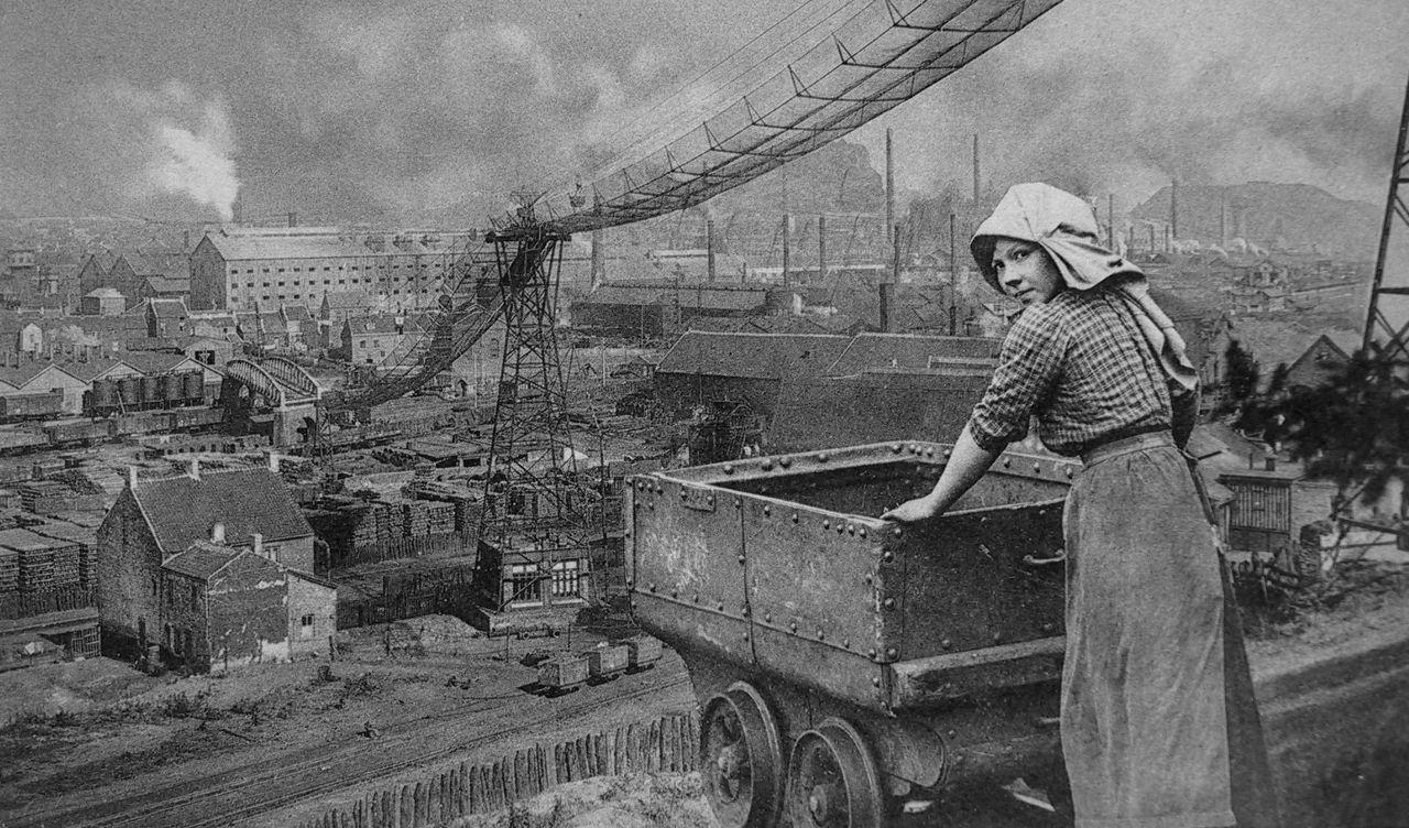 Frauen im Bergbau in Deutschland