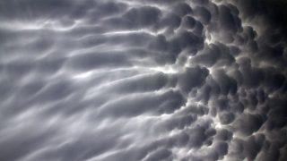 Mammatuswolken