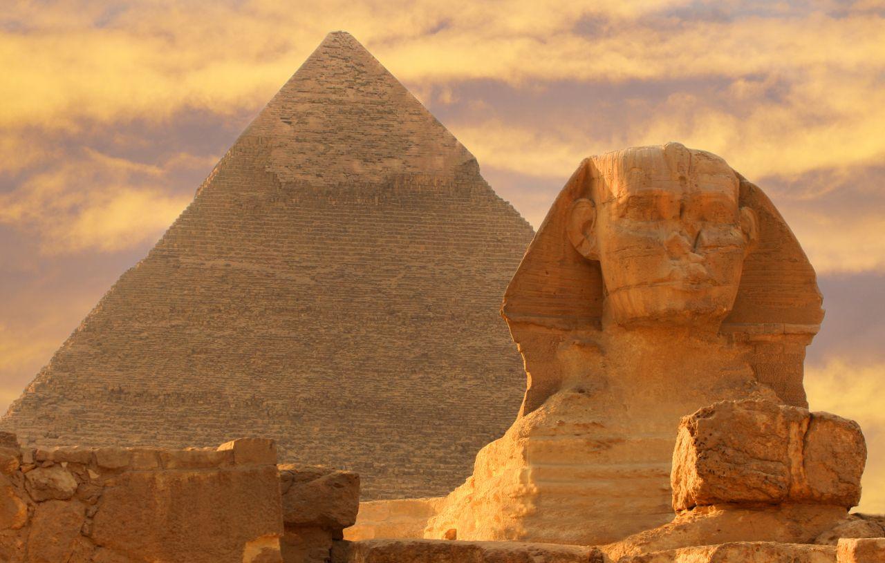 Ägyptische Pyramiden: Alles Wichtige zu den berühmten Bauwerken und ihrem Bau