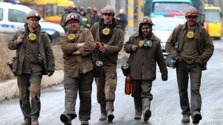 Methangasexplosion in der Ukraine