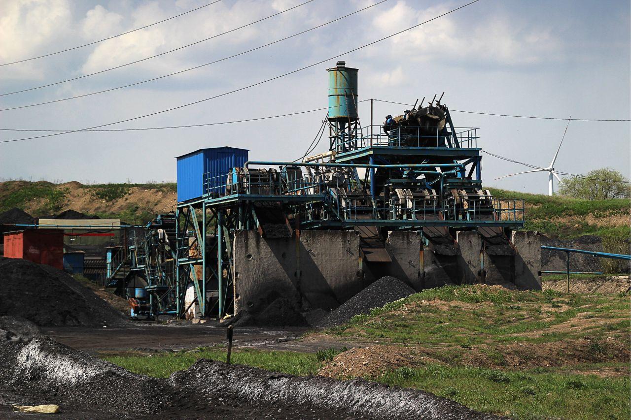 Grubenunglück in der Ukraine