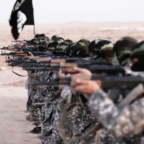 ISIS-Terrorgruppe
