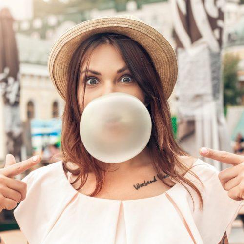 Ist Kaugummikauen gesund?