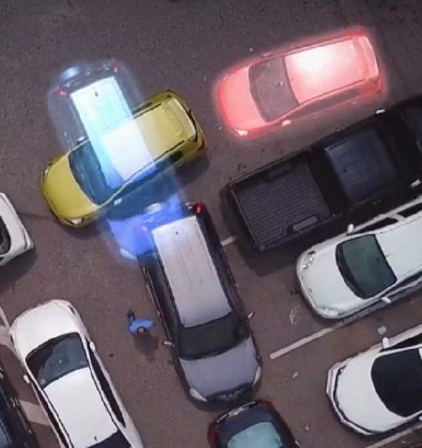 In Bangkok wird Auto-Tetris gespielt - und das sind die Regeln